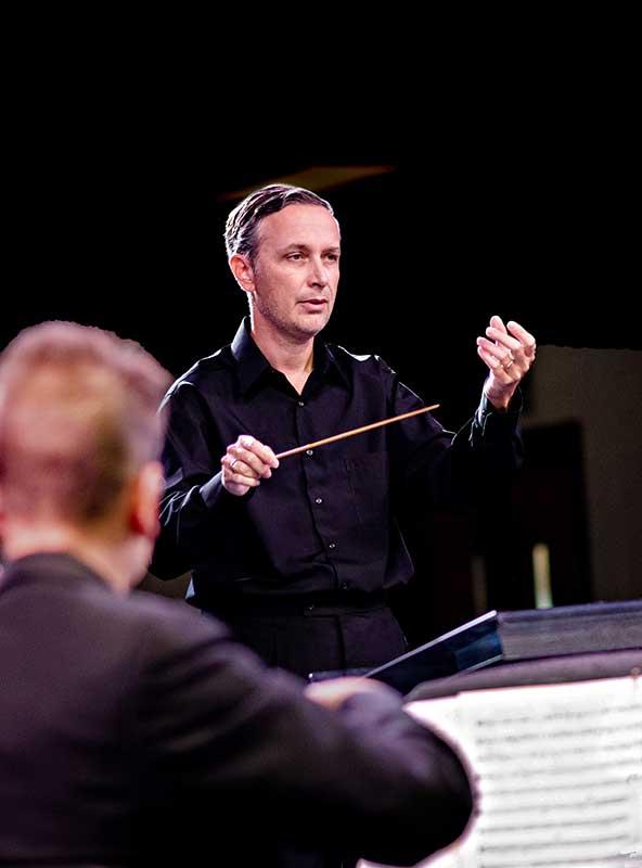 Maestro David Grandis